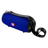 Parlante Bluetooth T&G Portable con Correa 10W MRS - Azul al mejor precio solo en loi