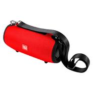 Parlante Bluetooth T&G Portable con Correa 10W MRS - Rojo al mejor precio solo en loi