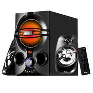 Parlantes Home Theatre 2.1 Kolke Bluetooth USB FM AUX al mejor precio solo en loi