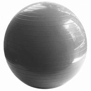 Pelota de pilates de 75cm de diámetro Gris al mejor precio solo en loi