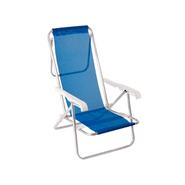 Reposera para playa en aluminio de 8 posiciones al mejor precio solo en LOI
