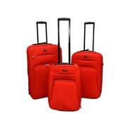 Set de Valijas 3 en 1 Explorer Rojo al mejor precio solo en LOI