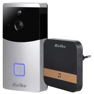 Timbre Inteligente Kolke con visión nocturna y batería recargable al mejor precio solo en loi
