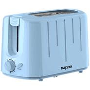Tostadora eléctrica Nappo 6 niveles de tostado Celeste al mejor precio solo en loi