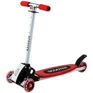 Tripatín Scooter plegable con altura regulable Rojo al mejor precio solo en loi