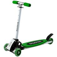 Tripatín Scooter plegable con altura regulable Verde al mejor precio solo en loi