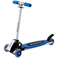 Tripatín Scooter plegable con altura regulable Azul al mejor precio solo en loi