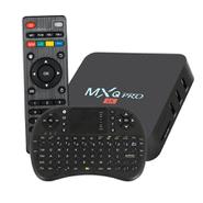 Smart TV Box Pro QuadCore Ultra HD 4k + Teclado Android al mejor precio solo en loi