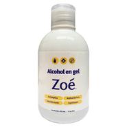 Alcohol En Gel Zoé en Envase de 250ml al mejor precio solo en loi