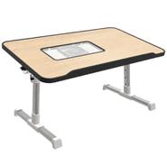 Mesa Multiuso Plegable con Cooler para Notebook Altura y Ángulo Ajustables al mejor precio solo en loi