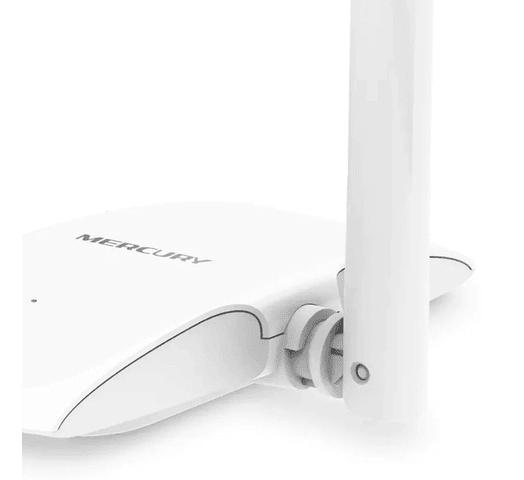 Adaptador USB Mercusys Inalámbrico de alta ganancia de 300Mbps al mejor precio solo en loi