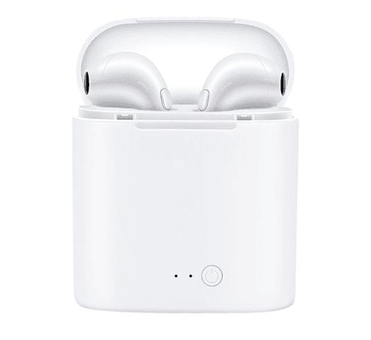 Auriculares Bluetooth Mini con Caja de Carga Inalámbrica al mejor precio solo en loi