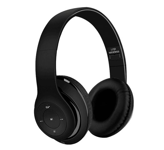 Auriculares Inalámbricos Bluetooth 4.2 Plegables - Negro al mejor precio solo en loi