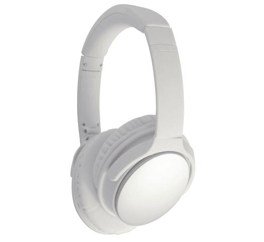 Auriculares Inalámbricos plegable con batería recargable - Blanco al mejor precio solo en loi
