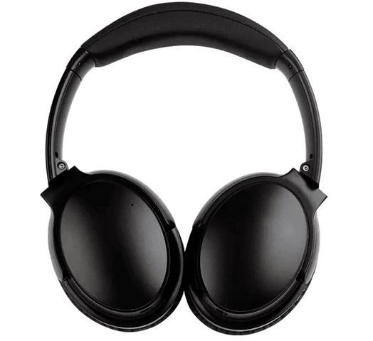 Auriculares Inalámbricos plegable con batería recargable - Negro al mejor precio solo en loi