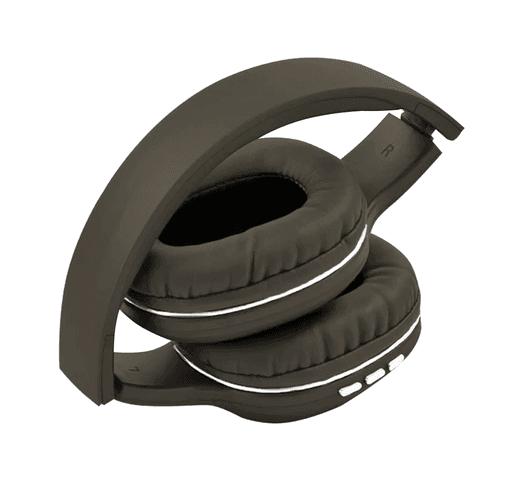 Auriculares Inalámbricos SY-BT1608 Plegables Batería Recargable - Verde Militar al mejor precio solo en loi