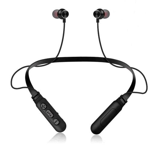 Auriculares Inalámbricos Deportivos Bluetooth 4.2 Magnéticos con cuello al mejor precio solo en loi