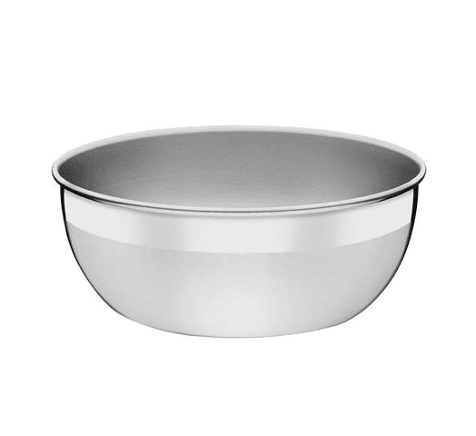 Bowl de Acero Inoxidable redondo de 22cm al mejor precio solo en loi