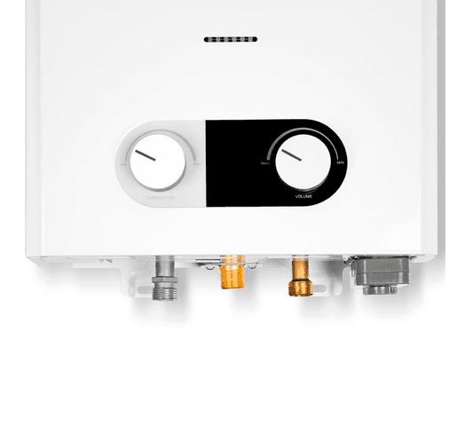 Calentador Instantáneo Smartlife a Gás Natural con Capacidad de 10 Litros por Minuto al mejor precio solo en loi