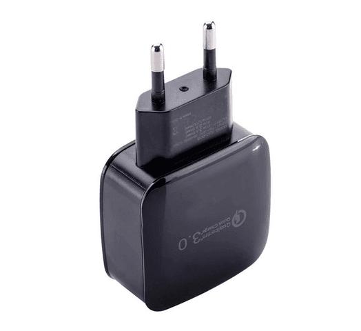 Cargador Portátil Qualcomm 3.0 con tecnología de carga rápida al mejor precio solo en loi