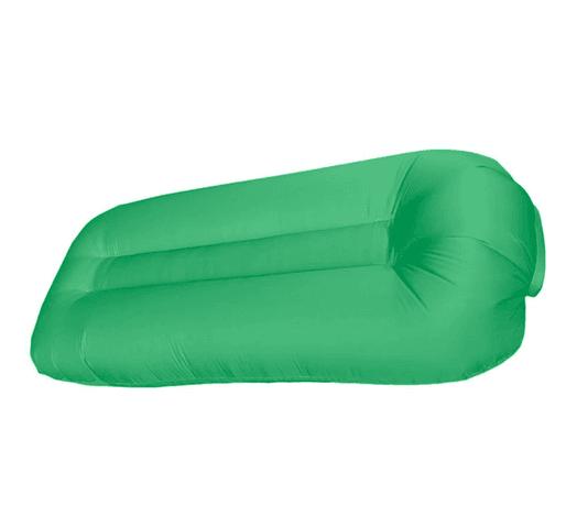 Colchoneta Inflable interior/exterior Verde al mejor precio solo en loi