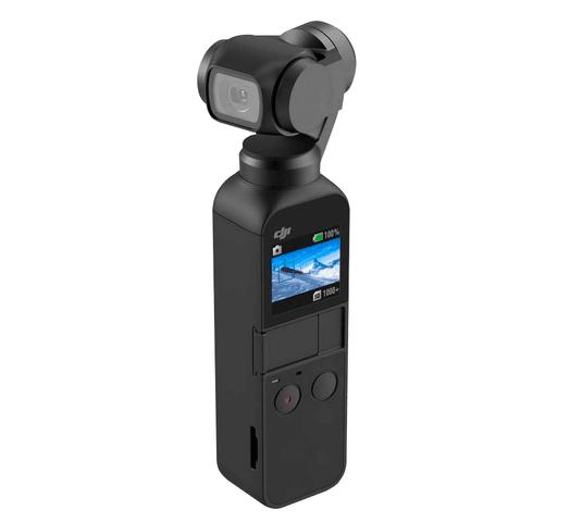 Cámara de Acción DJI Osmo Pocket Video 4K 12M Diseño Compacto al mejor precio solo en loi