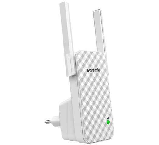 Extensor Repetidor de WIFI Tenda doble antena 300Mbps al mejor precio solo en loi