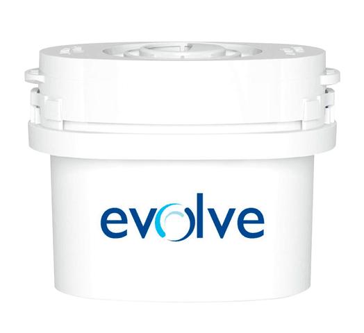 Pack de 3 filtros EVOLVE purificadores de agua al mejor precio solo en loi