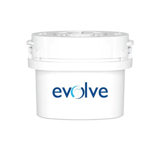 Pack de 3 filtros purificadores de agua EVOLVE al mejor precio solo en LOI