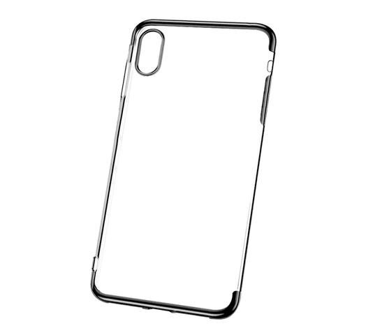 Funda para Iphone XS de TPU flexible y reforzado - Negro al mejor precio solo en loi