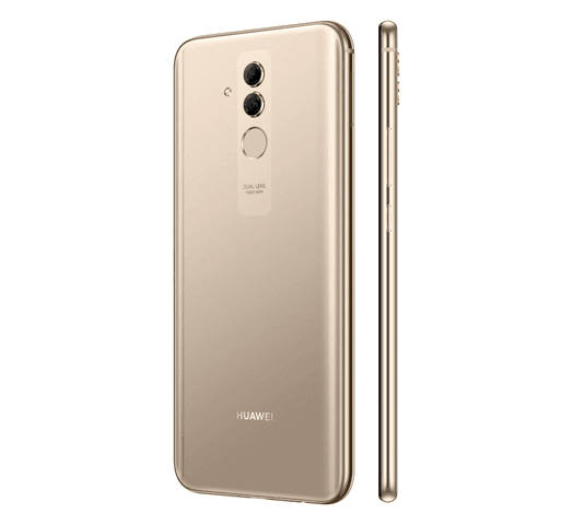 Huawei Mate 20 Lite + Auricular + Anillo Soporte + Selfie Stick de Regalo! - Dorado al mejor precio solo en loi