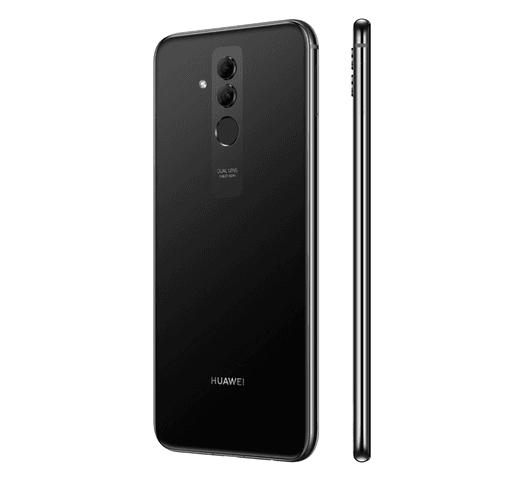 Huawei Mate 20 Lite 6.3'' 4GB 64GB 4 Cámaras Huella Dactilar - Negro al mejor precio solo en loi