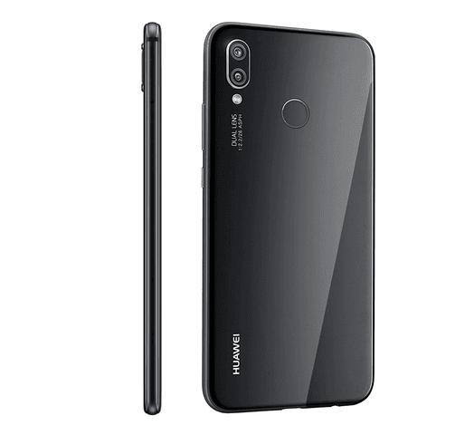 Huawei P20 Lite 32GB 5.48'' FHD+ 4GB RAM Negro al mejor precio solo en loi