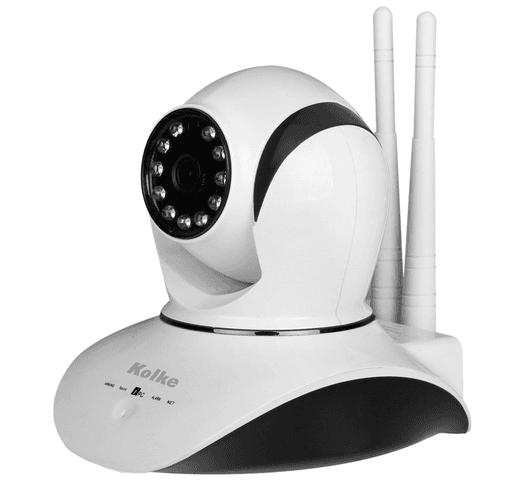 Smart Home Kolke Kit de Seguridad HD con visión nocturna al mejor precio solo en loi