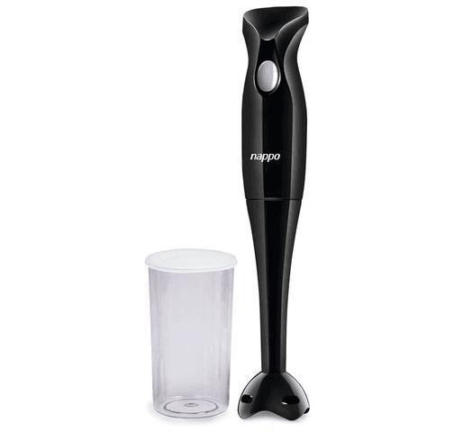 Mixer Nappo de 350W con vaso de 600ml Negro al mejor precio solo en loi