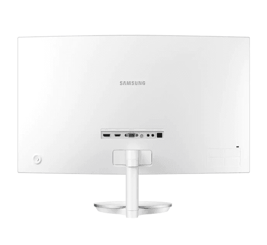Monitor LED SAMSUNG Curvo de 27