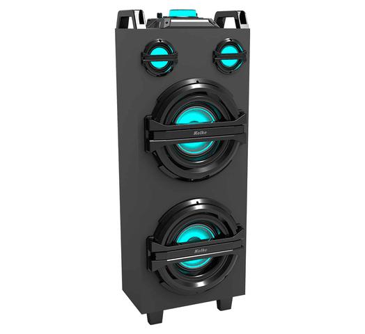 Parlante Kolke Pro100 Doble Bluetooth Batería Recargable al mejor precio solo en loi