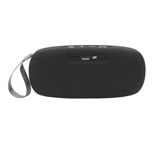 Parlante Kolke Take inalámbrico con batería recargable 1200mAh - Negro al mejor precio solo en loi