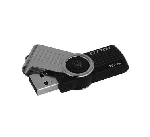 Pen Drives Kingston de 16GB con 5 años de garantía al mejor precio solo en loi