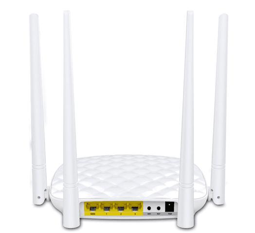 Router Inalámbrico Tenda FH456N 300Mbps al mejor precio solo en loi