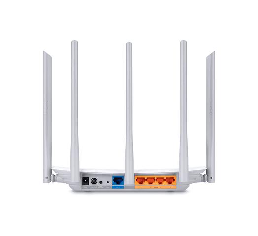 Router WiFi Inalámbrico Doble Banda TP-LINK 867Mbps Archer C60 al mejor precio solo en loi