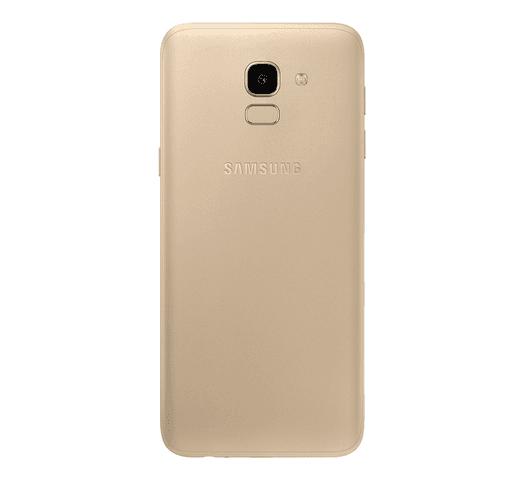 Samsung Galaxy J6 2018 3GB 32GB 13MP Dorado al mejor precio solo en loi