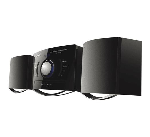 Sistema Multimedia JVC Bluetooth 20W USB y Radio FM al mejor precio solo en loi