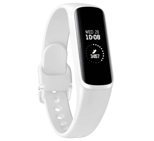 SAMSUNG Galaxy Fit E Liviano Bluetooth Resistente al Agua - Blanco al mejor precio solo en loi