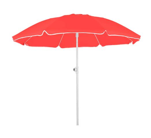 Sombrilla de playa Swiss Armor con Filtro UV 80+ Salmón al mejor precio solo en loi