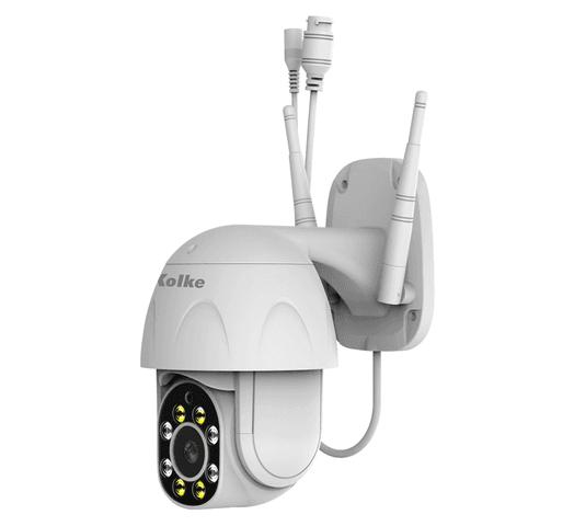 Cámara IP PTZ Kolke 2.0MP FullHD KUC-469 WiFi 8 LED Visión 50m al mejor precio solo en loi