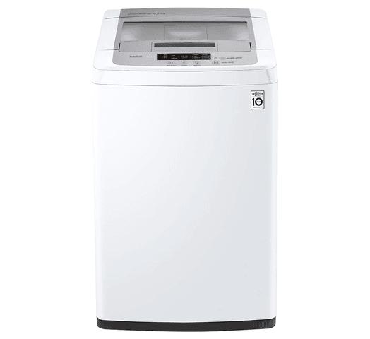 Lavarropas LG 9Kg Carga Superior Motor Smart Inverter Garantía 10 Años al mejor precio solo en loi