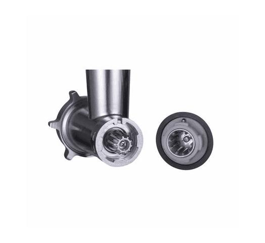 Picadora de Carne Punktal PK-498PC 1400W 2 Velocidades Función Inversa Accesorios al mejor precio solo en loi