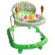 Andador para Bebé hasta 12Kg con Barra de Juegos - Verde al mejor precio solo en loi