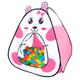 Carpa Infantil Pelotero Plegable Diseño de Animales - Conejo al mejor precio solo en LOi